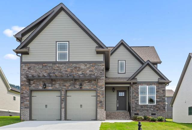 8881 Silver Maple Dr, Ooltewah, TN 37363 (MLS #1344884) :: Denise Murphy with Keller Williams Realty