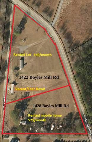1428 NE Boyles Mill Rd, Dalton, GA 30721 (MLS #1344932) :: The Edrington Team