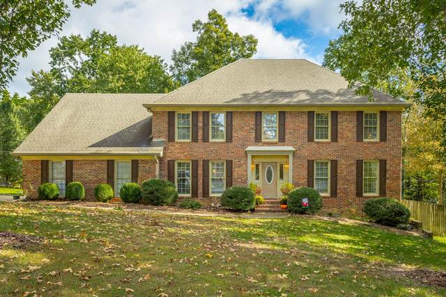 9513 Misty Mountain Rd, Chattanooga, TN 37421 (MLS #1344938) :: Denise Murphy with Keller Williams Realty