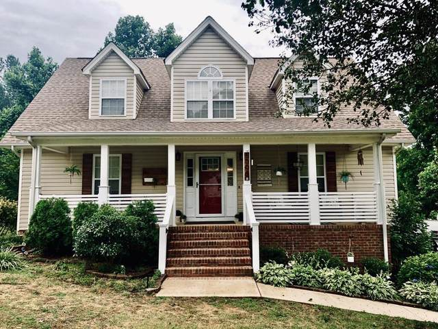 5004 Dellwood Dr, Rossville, GA 30741 (MLS #1344952) :: Keller Williams Greater Downtown Realty | Barry and Diane Evans - The Evans Group
