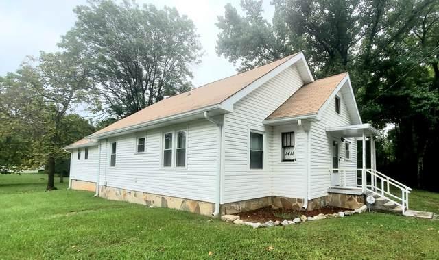 1411 Williams Rd, Hixson, TN 37343 (MLS #1344980) :: Keller Williams Realty