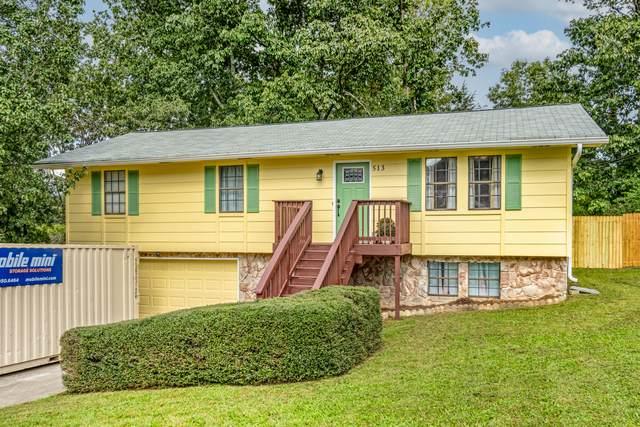 513 Spring Crest Dr, Hixson, TN 37343 (MLS #1345022) :: Keller Williams Realty