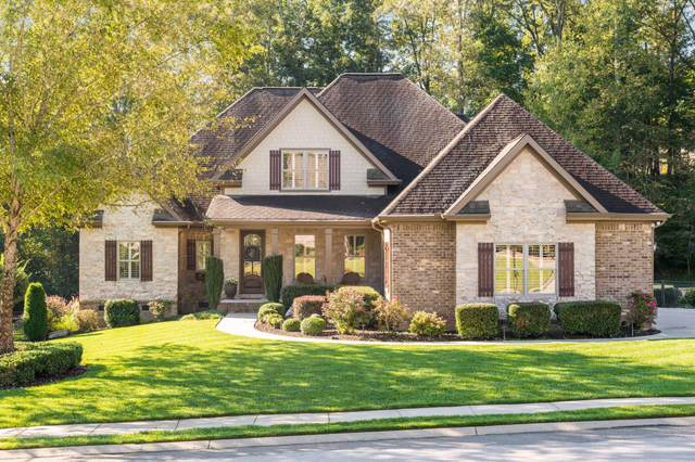 3701 Windbridge Dr, Apison, TN 37302 (MLS #1345026) :: Keller Williams Greater Downtown Realty | Barry and Diane Evans - The Evans Group