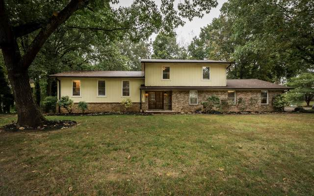 1401 Timbercrest Ln, Chattanooga, TN 37421 (MLS #1345105) :: Keller Williams Greater Downtown Realty | Barry and Diane Evans - The Evans Group