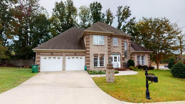 2318 Arbell Ln, Chattanooga, TN 37421 (MLS #1345114) :: Keller Williams Greater Downtown Realty | Barry and Diane Evans - The Evans Group