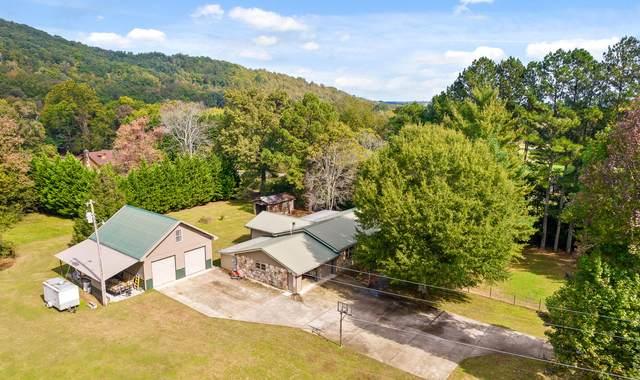 525 Leggett Rd, Sale Creek, TN 37373 (MLS #1345142) :: Chattanooga Property Shop