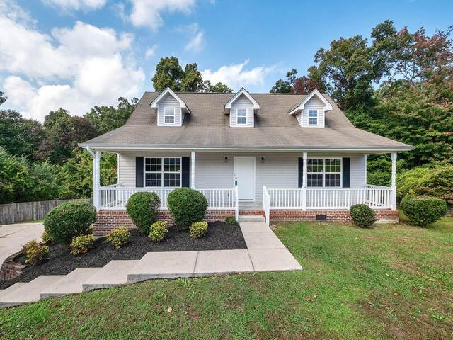 6201 Rim Ridge Ct #41, Harrison, TN 37341 (MLS #1345149) :: Keller Williams Greater Downtown Realty | Barry and Diane Evans - The Evans Group