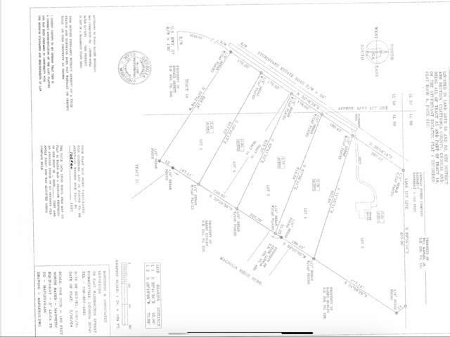 824 Sturdivant Estates, Summerville, GA 30747 (MLS #1345154) :: Austin Sizemore Team