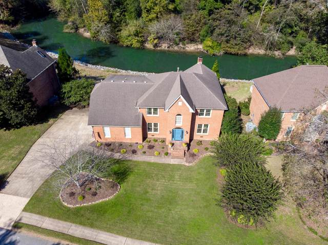 2605 Arbor Creek Way, Hixson, TN 37343 (MLS #1345166) :: Keller Williams Greater Downtown Realty | Barry and Diane Evans - The Evans Group