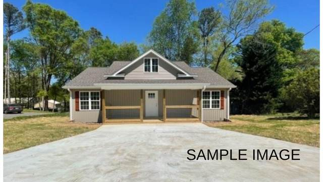 0 Bernard Rd Lot 1, Chatsworth, GA 30705 (MLS #1345197) :: Keller Williams Greater Downtown Realty | Barry and Diane Evans - The Evans Group