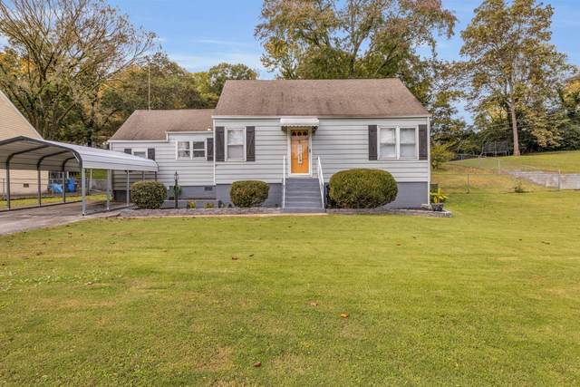 1411 Hickory Valley Rd, Chattanooga, TN 37421 (MLS #1345208) :: The Mark Hite Team