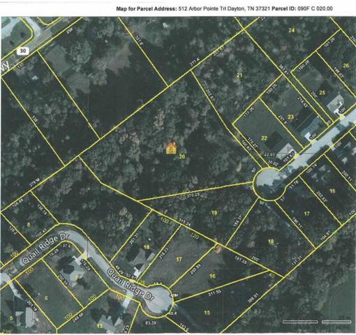 512 Arbor Pointe Ter, Dayton, TN 37321 (MLS #1259067) :: Keller Williams Realty | Barry and Diane Evans - The Evans Group