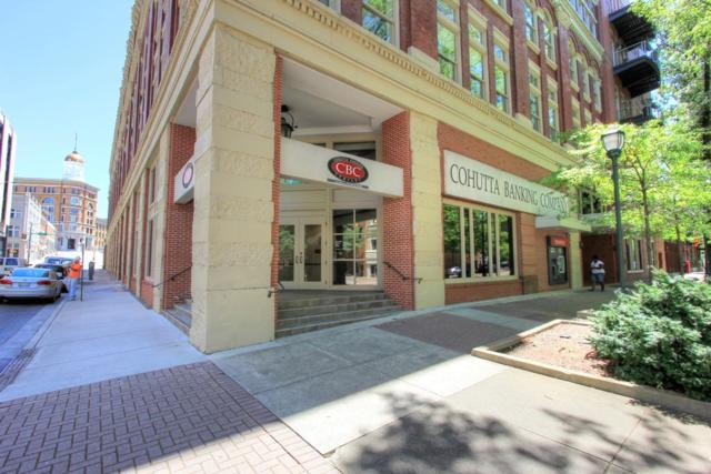 800 N Market St #504, Chattanooga, TN 37402 (MLS #1268100) :: Chattanooga Property Shop
