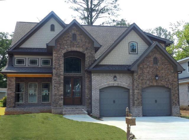 1010 Stone Ledge Ln Lot 13, Chattanooga, TN 37421 (MLS #1272119) :: The Robinson Team