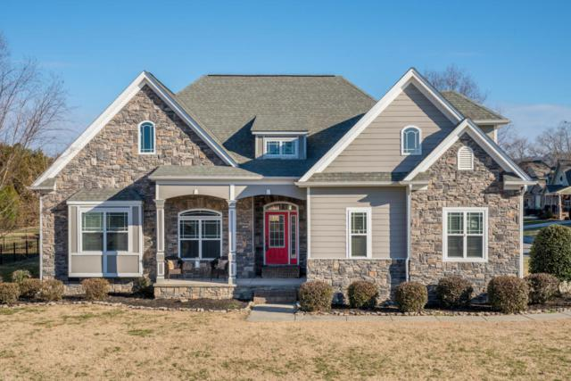 8693 Rosada Dr, Ooltewah, TN 37363 (MLS #1274492) :: Denise Murphy with Keller Williams Realty