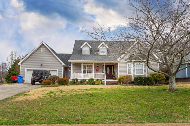 5431 Misty Valley Dr, Ooltewah, TN 37363 (MLS #1276661) :: The Edrington Team