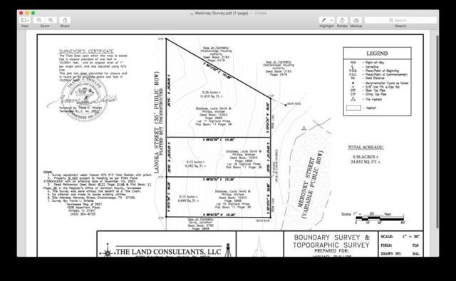 1025 Meroney St, Chattanooga, TN 37405 (MLS #1276922) :: Chattanooga Property Shop