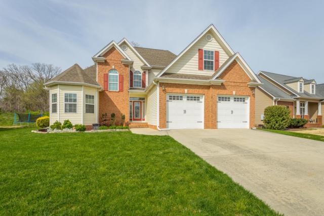 8498 Gracie Mac Ln, Ooltewah, TN 37363 (MLS #1279184) :: Chattanooga Property Shop