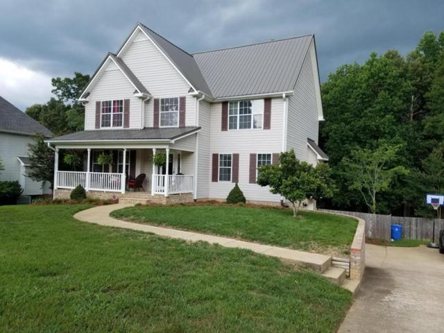 5533 Misty Valley Dr, Ooltewah, TN 37363 (MLS #1280122) :: Denise Murphy with Keller Williams Realty