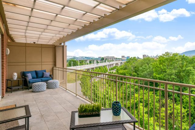 4 Cherokee Blvd #421, Chattanooga, TN 37405 (MLS #1281977) :: Keller Williams Realty | Barry and Diane Evans - The Evans Group