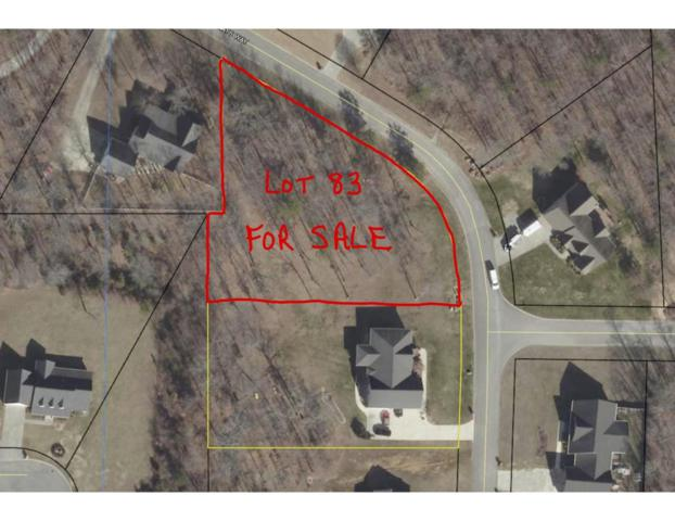 0 Jays Way Lot 83, Ringgold, GA 30736 (MLS #1284636) :: Denise Murphy with Keller Williams Realty