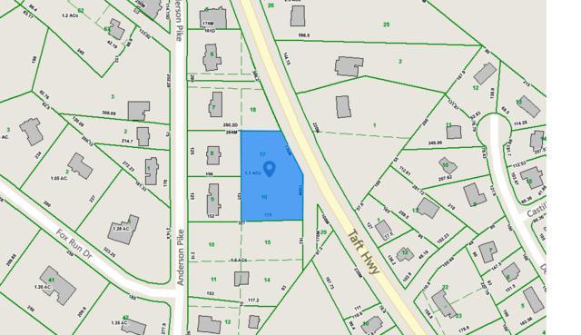 0 Taft Hwy 16/17, Signal Mountain, TN 37377 (MLS #1285054) :: Chattanooga Property Shop