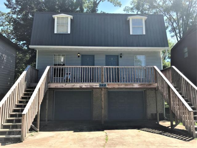 5418 Connell St A & B, Chattanooga, TN 37412 (MLS #1285068) :: Chattanooga Property Shop