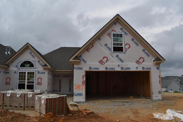 7141 Potomac River Dr Lot# 587, Hixson, TN 37343 (MLS #1285536) :: Chattanooga Property Shop