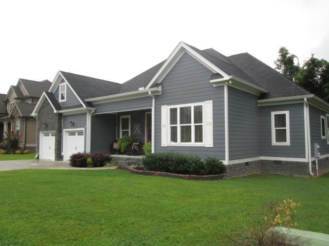 93 Shoreline, Fort Oglethorpe, GA 30742 (MLS #1285849) :: The Robinson Team