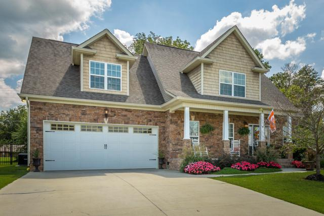 8129 Kaitlin Ln, Ooltewah, TN 37363 (MLS #1286832) :: Keller Williams Realty | Barry and Diane Evans - The Evans Group