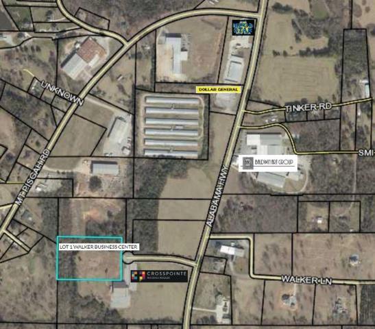 0 Walker Industrial Dr, Ringgold, GA 30736 (MLS #1291193) :: Keller Williams Realty | Barry and Diane Evans - The Evans Group