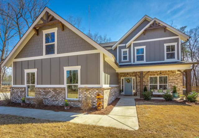 1418 Sawyer Cemetery Rd, Signal Mountain, TN 37377 (MLS #1296537) :: Grace Frank Group