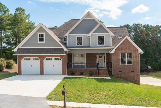 11188 Captains Cove Dr, Soddy Daisy, TN 37379 (MLS #1302250) :: Keller Williams Realty | Barry and Diane Evans - The Evans Group