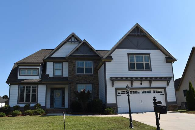 6570 Bayonet Ln Lot No. 322, Hixson, TN 37343 (MLS #1305158) :: The Edrington Team