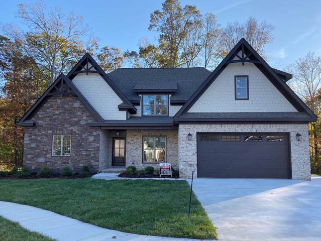 442 Heartfield Ct, Hixson, TN 37343 (MLS #1305439) :: Keller Williams Realty | Barry and Diane Evans - The Evans Group