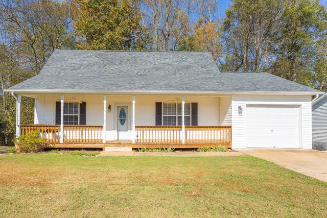 112 Christopher Dr, Chickamauga, GA 30707 (MLS #1305915) :: Keller Williams Realty | Barry and Diane Evans - The Evans Group