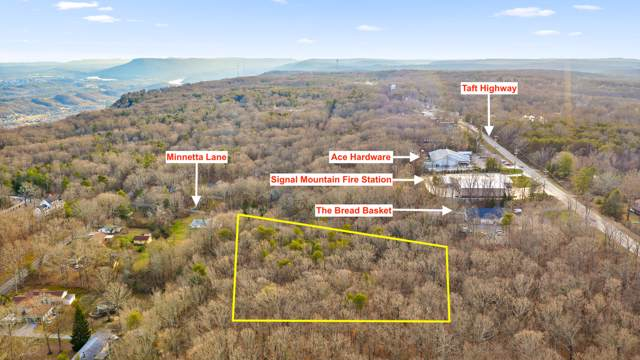 525 Minnetta Ln, Signal Mountain, TN 37377 (MLS #1306792) :: Keller Williams Realty | Barry and Diane Evans - The Evans Group