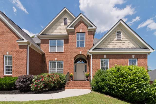 4088 Platinum Way, Ooltewah, TN 37363 (MLS #1307164) :: Chattanooga Property Shop
