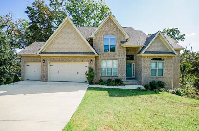 1662 Capanna Tr, Hixson, TN 37343 (MLS #1307469) :: Keller Williams Realty | Barry and Diane Evans - The Evans Group