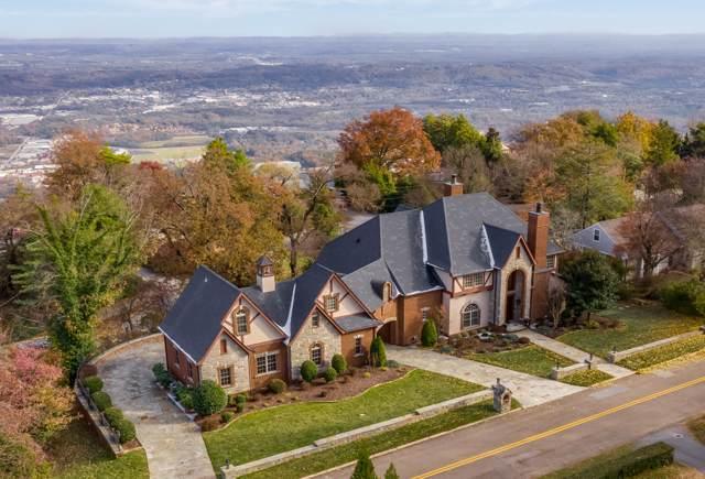 829 N Bragg Ave, Lookout Mountain, TN 37350 (MLS #1307605) :: Austin Sizemore Team