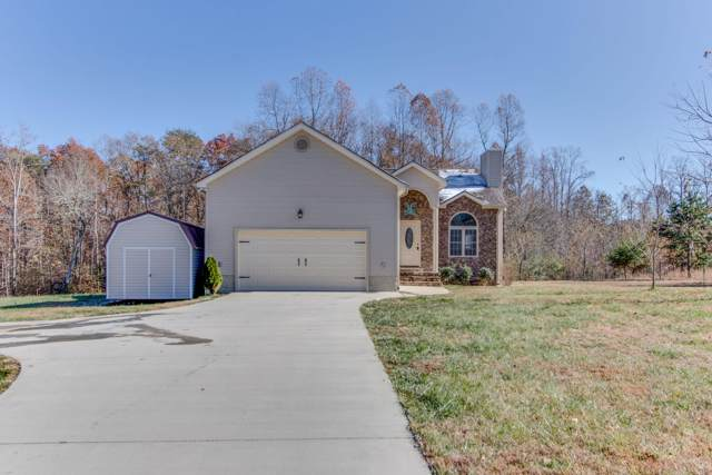 388 Bud Pattie Rd, Tracy City, TN 37387 (MLS #1309219) :: Chattanooga Property Shop