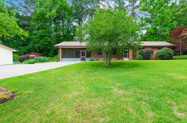 209 Dogwood Dr, Chatsworth, GA 30705 (MLS #1309974) :: The Mark Hite Team