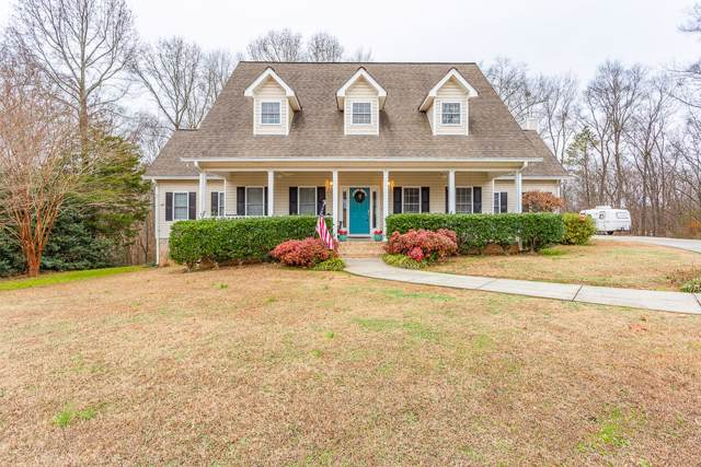 46 Heritage Cir, Chatsworth, GA 30705 (MLS #1310177) :: Keller Williams Realty | Barry and Diane Evans - The Evans Group