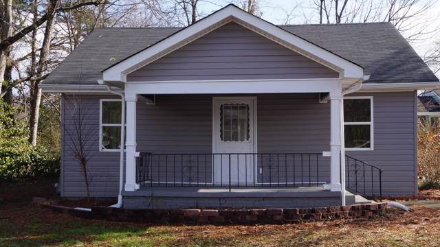 1906 Tombras Ave, Chattanooga, TN 37412 (MLS #1310353) :: Grace Frank Group