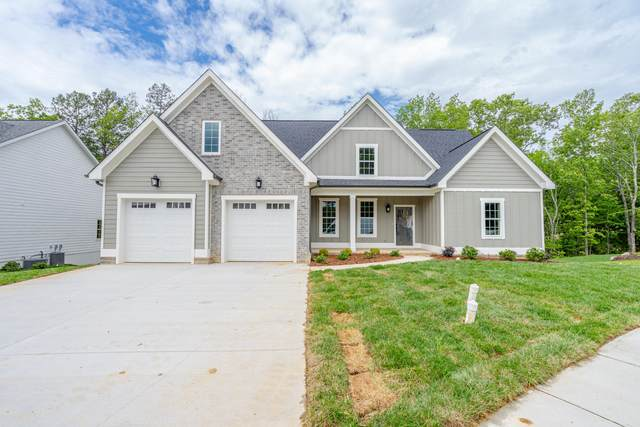 9118 White Ash Dr Lot #29, Ooltewah, TN 37363 (MLS #1311230) :: Keller Williams Realty | Barry and Diane Evans - The Evans Group