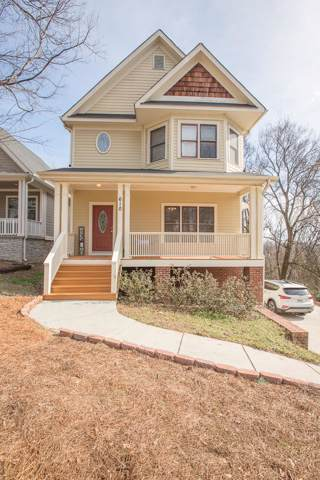 610 Oliver St, Chattanooga, TN 37405 (MLS #1312328) :: The Robinson Team