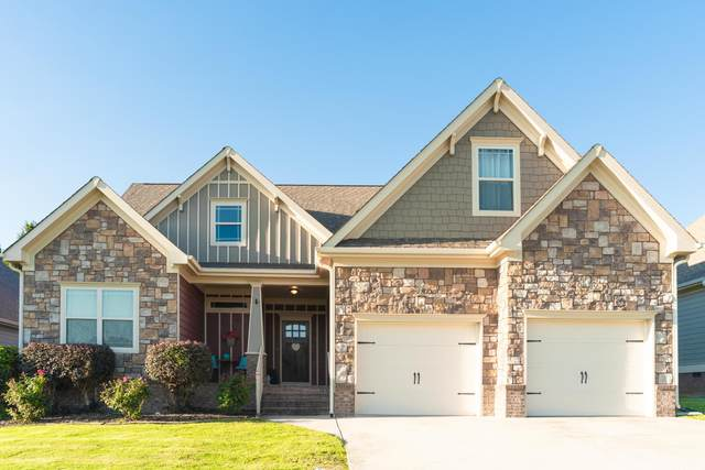 8253 Robertsview Dr, Ooltewah, TN 37363 (MLS #1313413) :: Keller Williams Realty | Barry and Diane Evans - The Evans Group