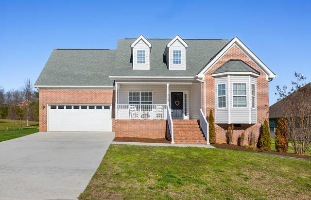 9794 Berry Meadow Way, Soddy Daisy, TN 37379 (MLS #1313475) :: Chattanooga Property Shop