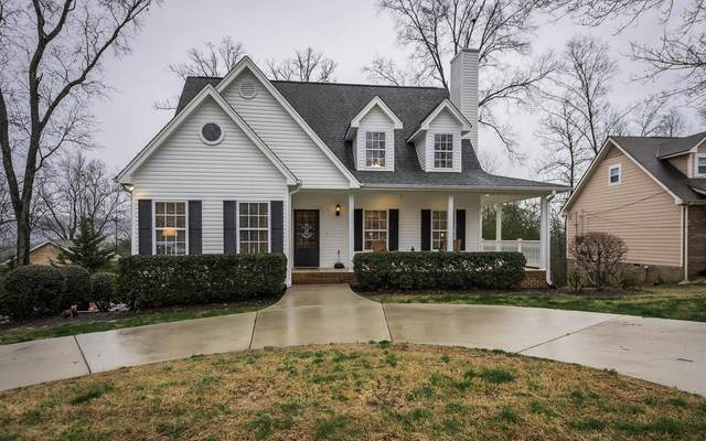 7424 Coastal Dr, Ooltewah, TN 37363 (MLS #1313485) :: Grace Frank Group