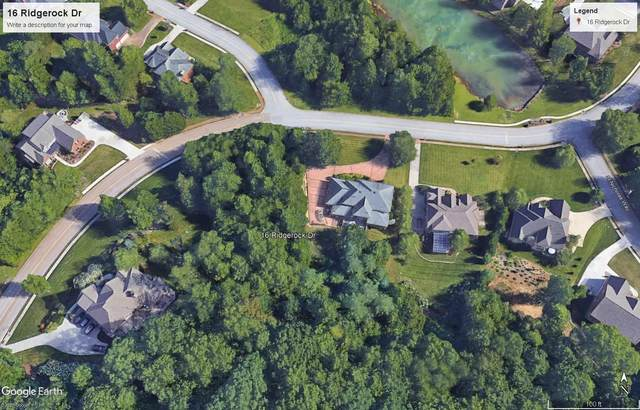 16 Ridgerock Dr, Signal Mountain, TN 37377 (MLS #1314563) :: EXIT Realty Scenic Group